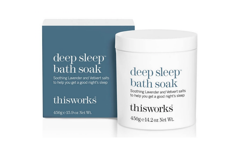 supersize deep sleep bath soak