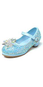 573af0228 Toddler Girls Ballerina Shoes · Girls Buckle Mary Jane · Glitter Ballerina  Flats for Girl · Party Shoes with Crystal · Little Girls Dress Mary Jane