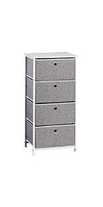 5 Tier dresser storage tower