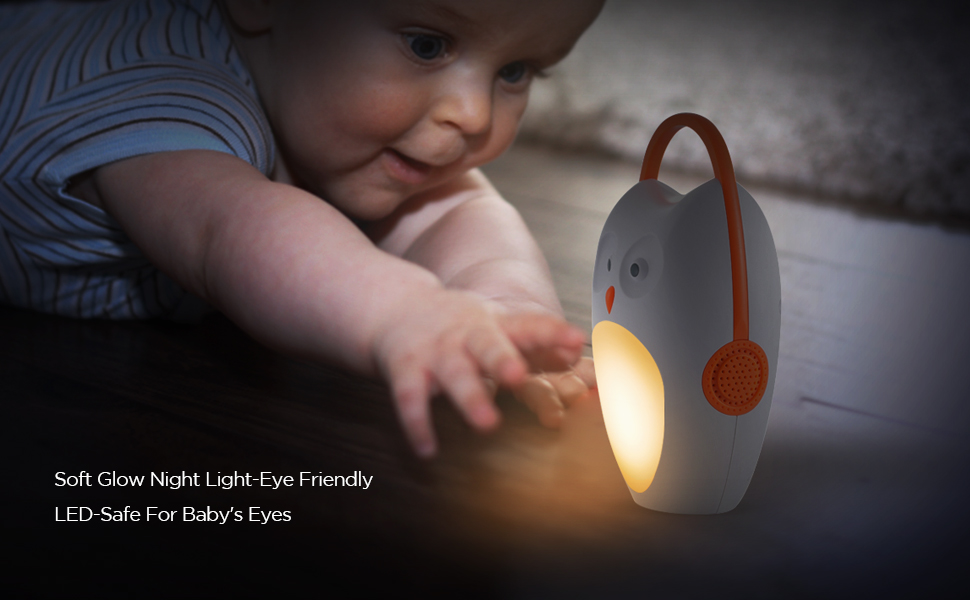baby sleep soother white noise machine