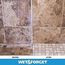 Soap Scum on Shower Tile