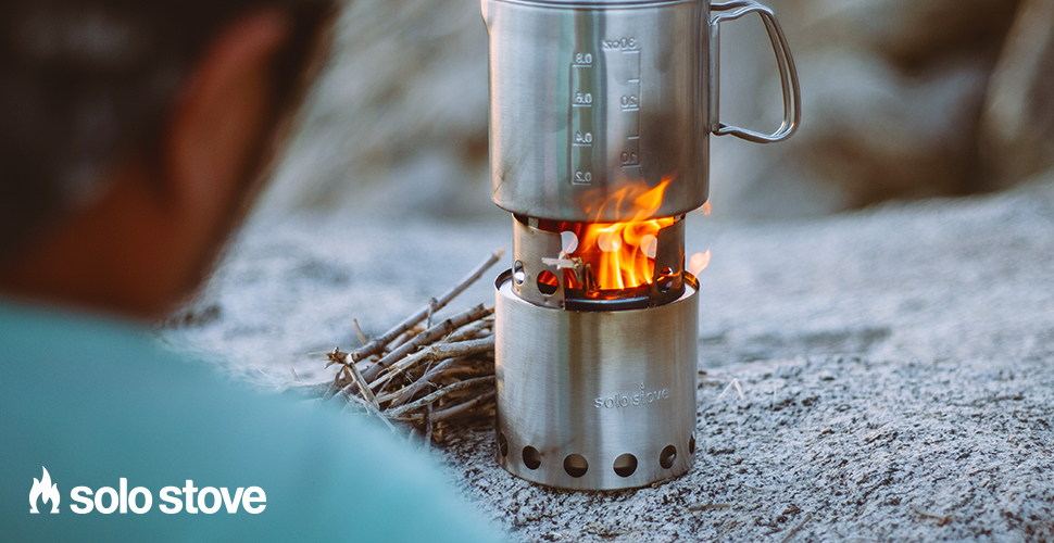 SOLO STOVE LITE Brand New Free Shipping