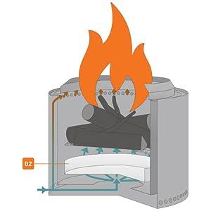 Bonfire Ash Pan