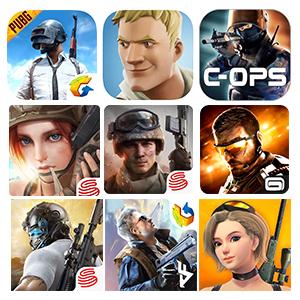 mobile battle royale games