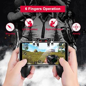6 Fingers Operation