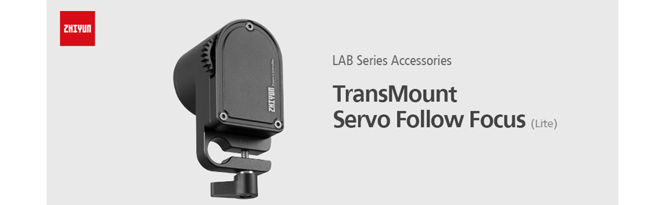 Trans Mount Servo Follow Focus(Lite)