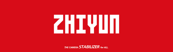 Zhiyun logo: The camera STABILIZER for all