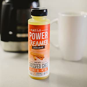 bulletproof coffee keto creamer paleo whole30 booster butter ghee mct oil coconut high fats k cup