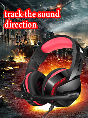 gaming headset pc with mic