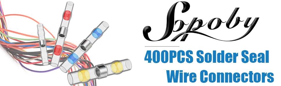 solder wire connectors