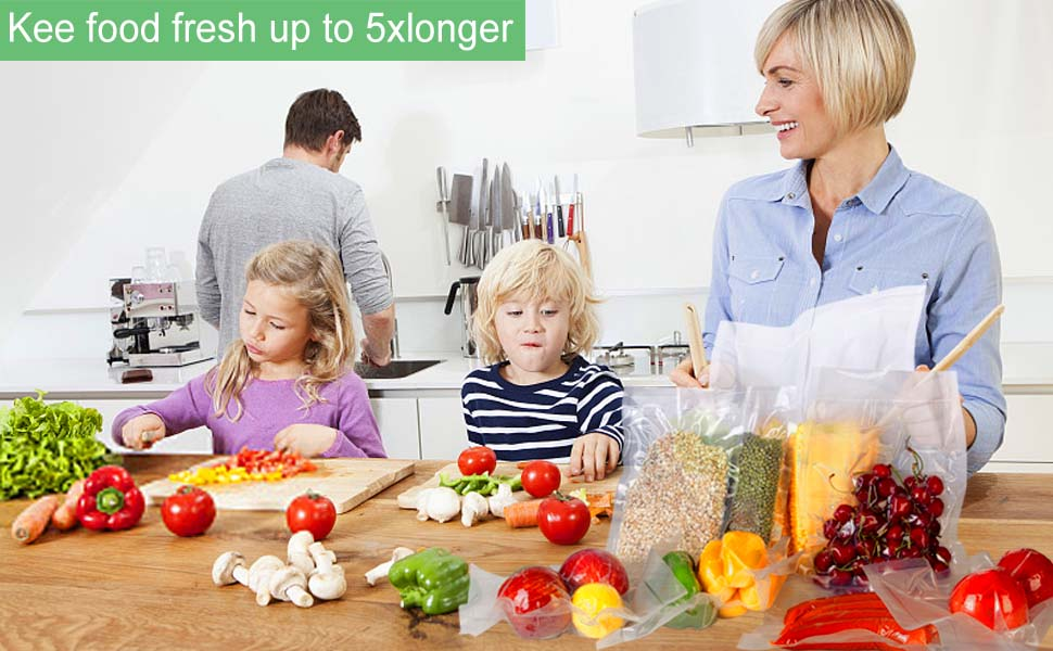 seal a meal vacuum sous vide food saver qt food storage bags