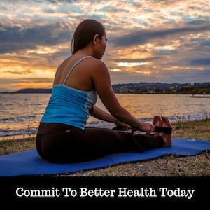 Shantihi Yoga Strap for Stretching – Commit to better health