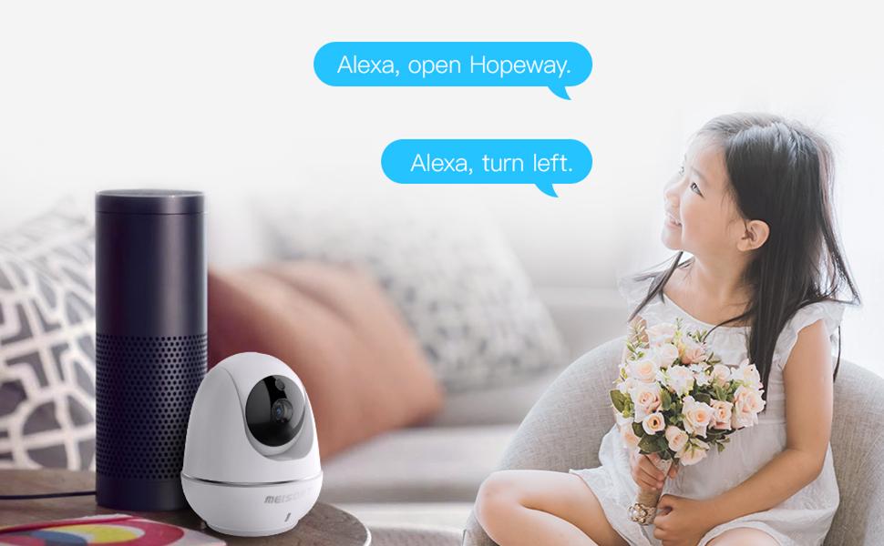 Amazon Com 1080p Hd Wireless Camera Wifi Home Security