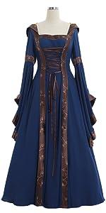 Deluxe Victorian Dress Costume