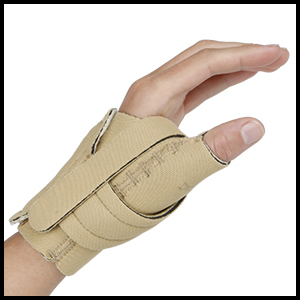 Comfort Cool Thumb CMC Restriction Brace Joint Osteo-Arthritis Pain Inflammation Swelling Dislocate