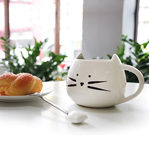 Amazon.com: Teagas Cat Coffee Mugs for Crazy Cat Lady