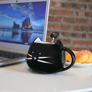 Amazon.com: Teagas tazas de café con diseño de ...