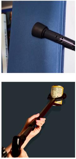 Amazon.com: Práctico bastón para caminar de todo en uno y ...