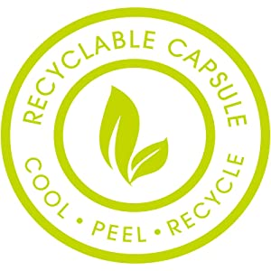 Recyclable Capsules