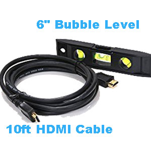 10ft HDMI cable
