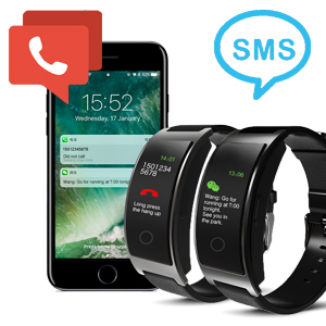 call & sms notifications