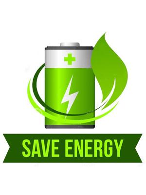 energy saver save energy energy efficient
