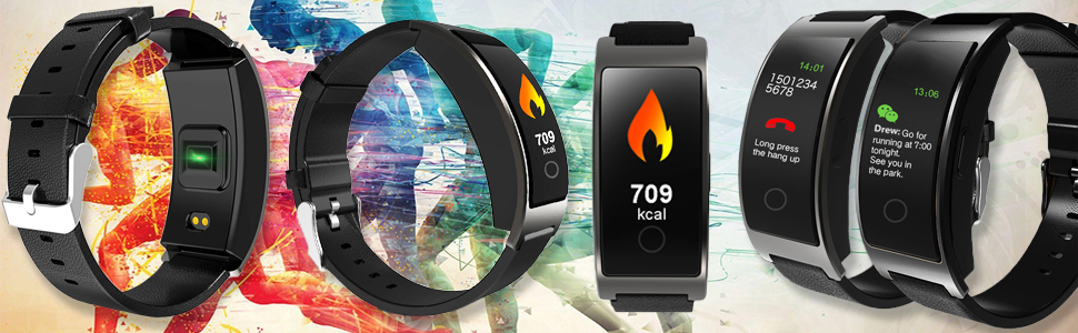 CK11C CK11 CK11S CX Fitness Tracker SmartWatch pedometer heart rate blood pressure blood oxygen