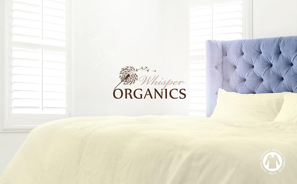 chemical-free crib cot sheets natural pillow cases