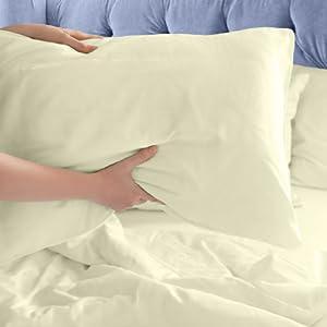 pillowcase pillow case organic bedding smooth