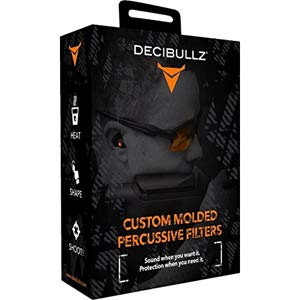 Decibullz - Custom Molded Percussive Filters