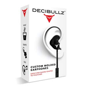 Decibullz - Custom Molded Contour ES In-Ear Headphones