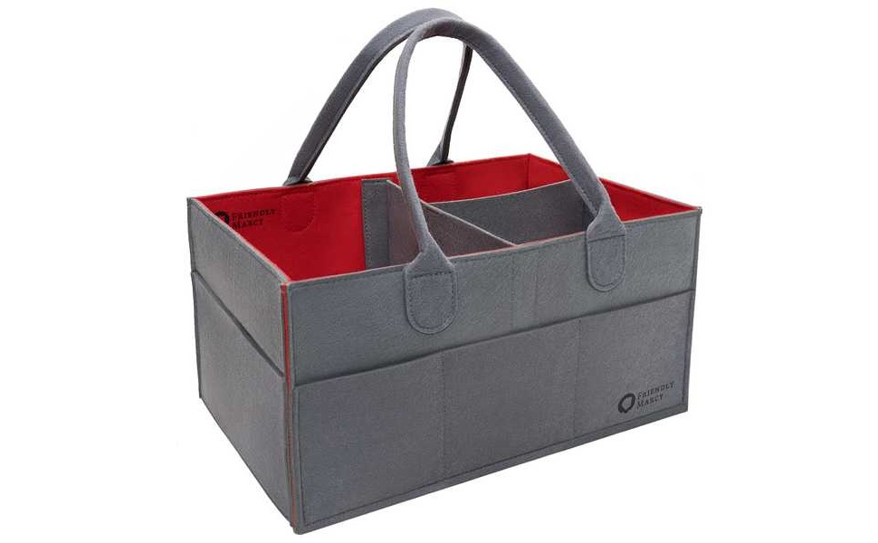 Amazon.com: Pañal Caddy Friendly Marcy | Organizador para ...