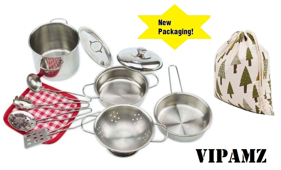 Amazoncom Vipamz My First Play Kitchen Toys Pretend Cooking Toy