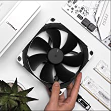 Match with industrialPPC or chromax fans and pads