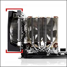 100% compatibility with PCIe cards on mini-ITX