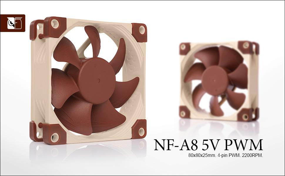 NF-A8 5V PWM