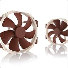 Dual NF-A15 140mm fans