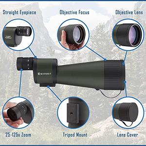 spotting scopes