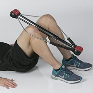 Hip and Thigh Exercise Machine