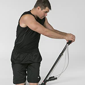 Abs and Core Exercise Machine