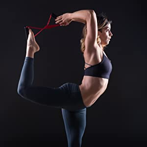 Flexibility Trainer and Home Fitness Yoga Stretching Tool