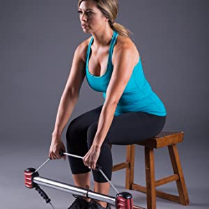 Total Body Fitness Home Gym for Men and Women