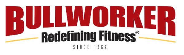 BULLWORKER Portable Home Gym and Fitness Equipment.