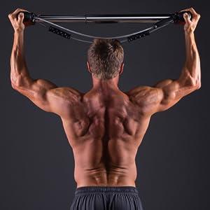 Isometric Strength Training Portable Home Gym Fitness Equipment