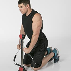 Triceps Cable Machine Strength Training Home Gym