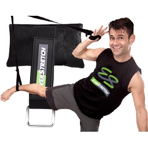 Door Flexibility Trainer PRO by EverStretch: leg stretcher, door stretcher, stretching strap