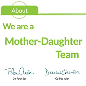 Fleur Desiree Chesler Teaonic Mother Daughter Duo Team Co-Founder Owner