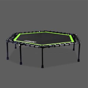 Max Last 330lbs WOTR Faltbare Trampoline 48 Mini Rebounder Trampolin /Übung Fitness-Trampolin f/ür Indoor//Garten//Workout Cardio 40