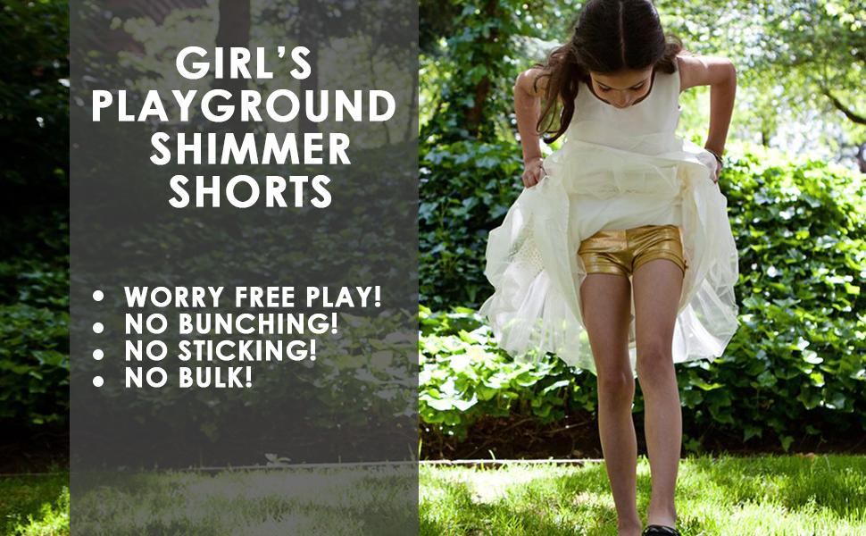 Monkeybar Buddies Little Girls Under Short
