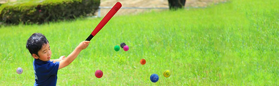 MG MACRO GIANT TEE BALL T BASEBALL PU FOAM SAFE SPORTS KID